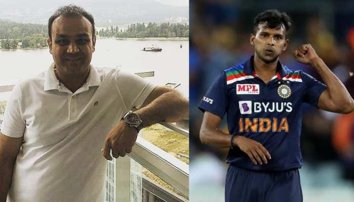 Virender Sehwag बोले, T Natarajan को नहीं था Team India की तरफ से खेलने का यकीन