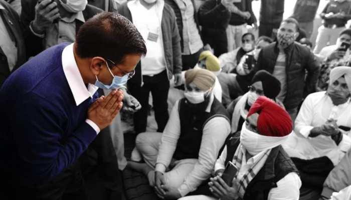 'Delhi के मुख्यमंत्री अरविंद केजरीवाल को किया गया नजरबंद'