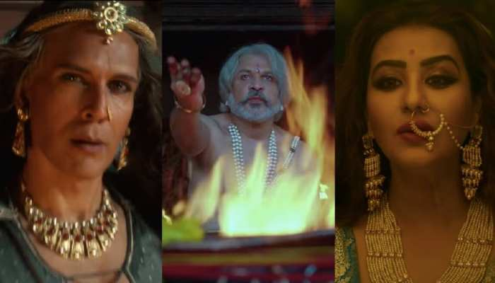 Paurashpur का ट्रेलर हुआ रिलीज, Milind Soman से लेकर Shilpa Shinde का दिखेगा दमदार अंदाज