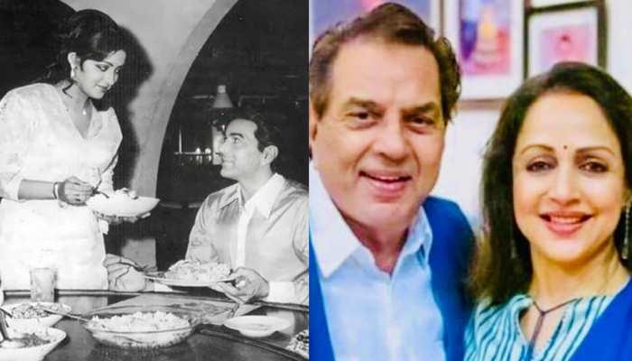 Hema Malini ने पति Dharmendra को ऐसे दी जन्मदिन की बधाई, फैंस से मांगा ये 'गिफ्ट'!