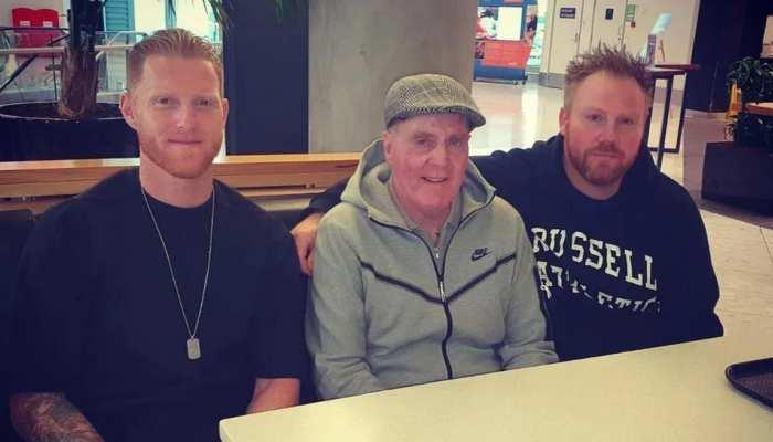 Ben Stokes के पिता Ged Stokes का Brain Cancer की वजह से निधन