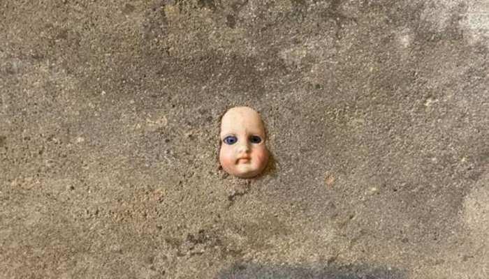 नए घर की दीवार में गड़ी मिली खौफनाक Doll, देखते ही निकल गई चीख