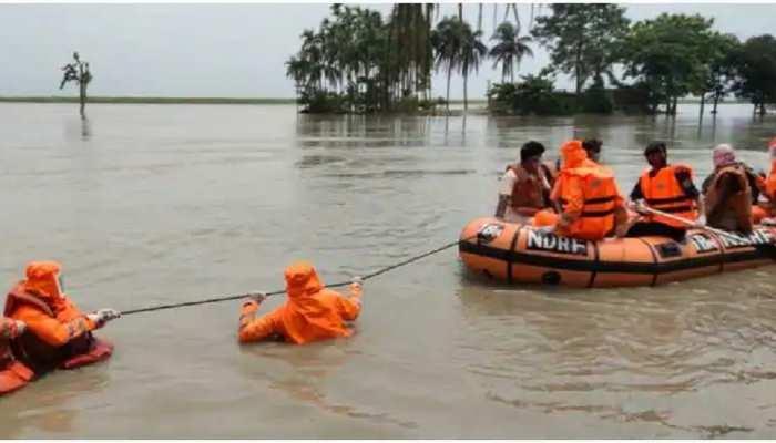 झारखंड: पानी से भरी भूमिगत खदान में दो खनिक लापता, बचाव कार्य में जुटा NDRF