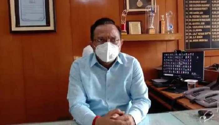 Baran कलेक्टर का पीए 1 लाख 40 हजार रुपए रिश्वत लेते गिरफ्तार, कलेक्टर इंद्र सिंह राव APO