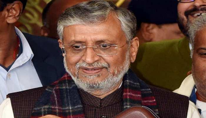 Sushil Modi ने MLC से दिया इस्तीफा, 12 को लेंगे शपथ, केंद्र में होगी अहम भूमिका