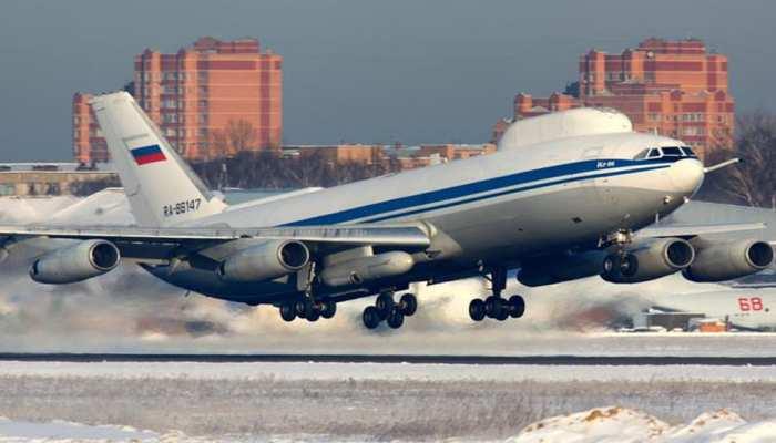 Russia में चोरों की बड़ी हिमाकत, सीक्रेट Doomsday Plane से उड़ा लिए लाखों के उपकरण