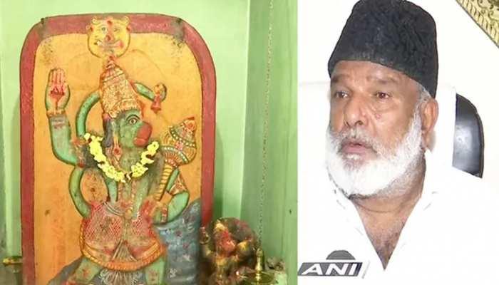 इस मुस्लिम शख्स ने हनुमान मंदिर के लिए दान में दी 1 करोड़ की जमीन