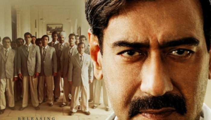 दशहरे पर रिलीज होगी Ajay Devgn की फिल्म 'मैदान', एक्टर ने TWEET कर दी जानकारी