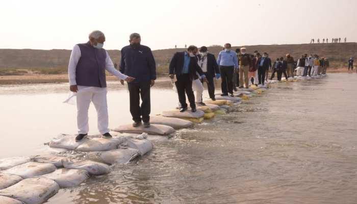 चांदन नदी के तट पर अवस्थित ऐतिहासिक स्थल को किया जाएगा विकसित: CM नीतीश