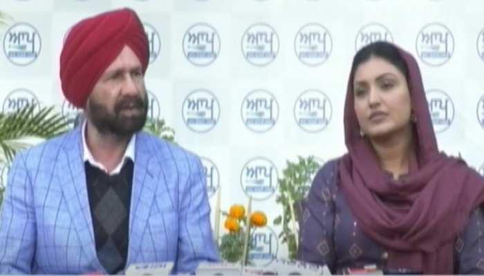 AAP ने CM कैप्टन अमरिंदर पर लगाया अडानी ग्रुप के साथ सांठ-गांठ का आरोप, जारी किया ऑडियो