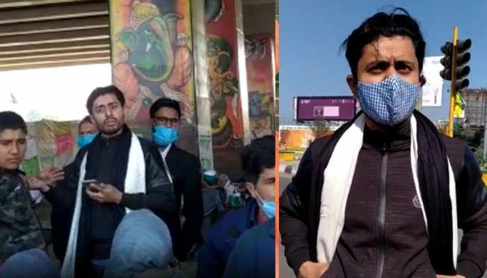 आंदोलन के समर्थन में गए थे जामिया के छात्र, किसानों ने खदेड़कर भगा दिया