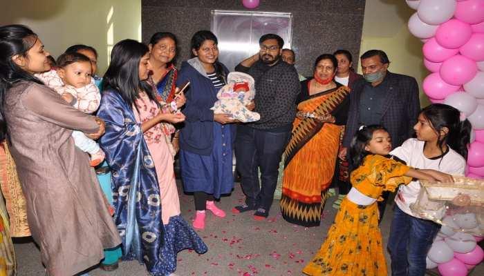 इस परिवार में 51 साल बाद हुआ बेटी का जन्म, धूमधाम से मनाई जा रही हैं खुशियां