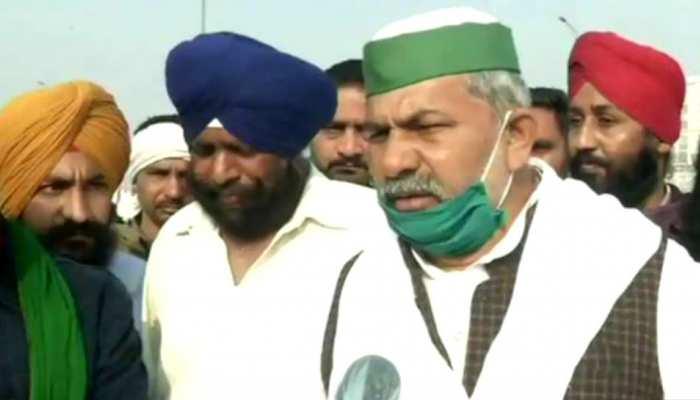 Farmers Protest: पुलिस ने किया परेशान तो थानों में बांध देंगे गाय, भैंस: राकेश टिकैत