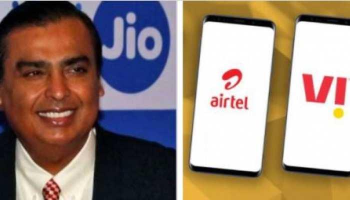 टेलीकॉम कंपनियों में छिड़ी जंग, Jio ने Airtel और VI पर लगाए गंभीर आरोप