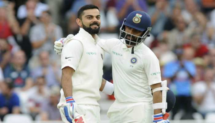 ICC Test Ranking: Virat kohli को हुआ बड़ा फायदा, Pujara और Rahane टॉप 10 में शामिल