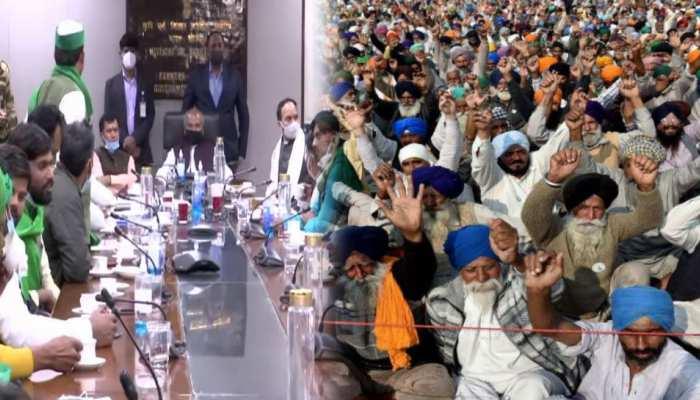 Farmers Protest: किसानों के एक गुट ने किया सरकार का समर्थन, आंदोलनकारी बोले- कल से चिल्ला बॉर्डर बंद