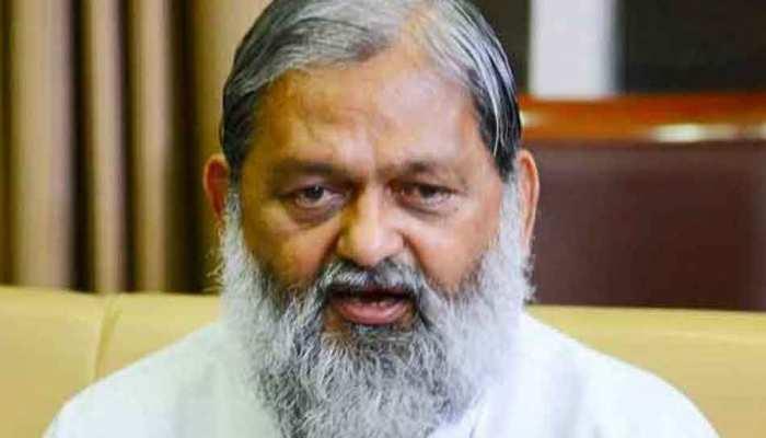 हरियाणा के मंत्री Anil Vij की हालत में सुधार नहीं, मेदांता में किया गया शिफ्ट