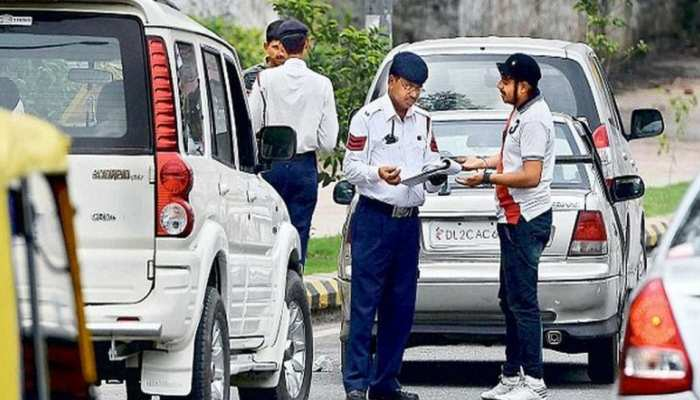 239 challan issued to vehicles without HSRP on tuesday