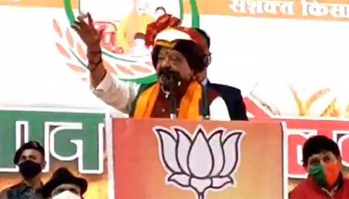 """BJP के सीनियर नेता बड़ा बयान,""""किसी को बताना मत, कमलनाथ की सरकार मोदी जी ने गिराई"""""""