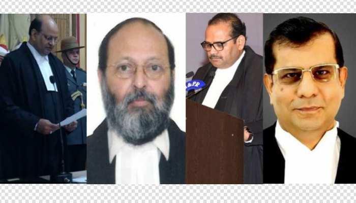 Supreme Court कोलेजियम का बड़ा फैसला, चार High Court के न्यायाधीश बदले