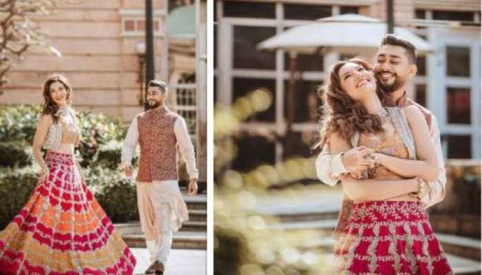 शादी से एक हफ्ते पहले गौहर खान ने शेयर किया क्रेज़ी रोमांस वाला वीडियो, देखते रह गए फैंस