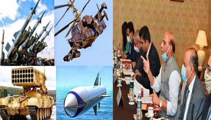 LAC Tension: China से तनाव के बीच रक्षा मंत्रालय ने 28 हजार करोड़ रुपये के प्रस्ताव को दी मंजूरी