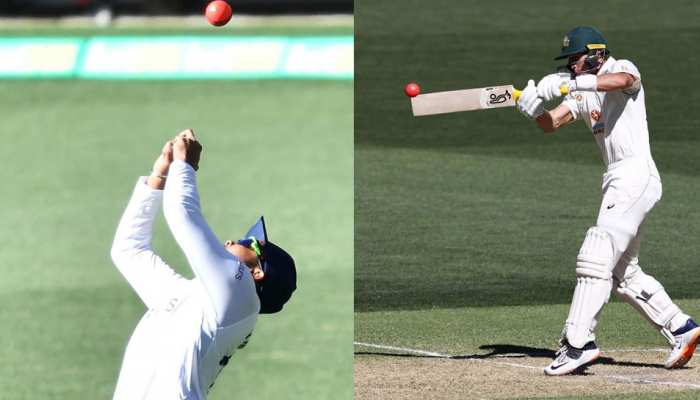 IND vs AUS: Prithvi Shaw ने छोड़ा Marnus Labuschagne कैच, Virat Kohli को आया गुस्सा