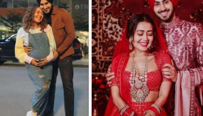 शादी के 2 महीने बाद Neha Kakkar ने फैंस को दी नए मेहमान के आने की खुशखबरी