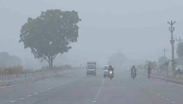 शीतलहर की चपेट में Rajasthan, चूरू में रात का पारा पहुंचा माइनस 0.3 डिग्री