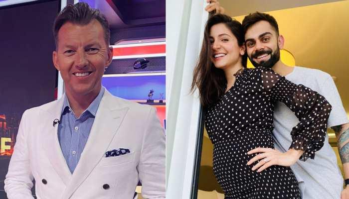 Australia में Virat Kohli-Anushka Sharma के बच्चे का स्वागत करना चाहते हैं Brett Lee