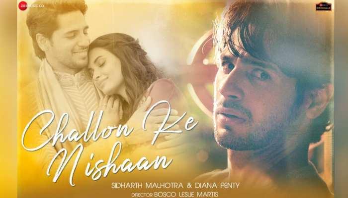 नए म्यूजिक वीडियो में Diana Penty संग रोमांस करते नजर आएंगे Siddharth Malhotra