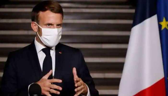 कोरोना संक्रमित होने के बाद फ्रांस के राष्ट्रपति मैंक्रो ने बताया, कैसे आए बीमारी की चपेट में?