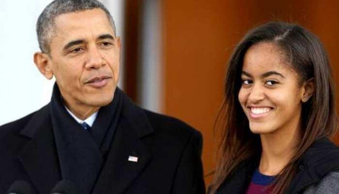 बेटी के बॉयफ्रेंड से परेशान बराक ओबामा ने कहा- बहुत खाता है, खर्चा बढ़ गया