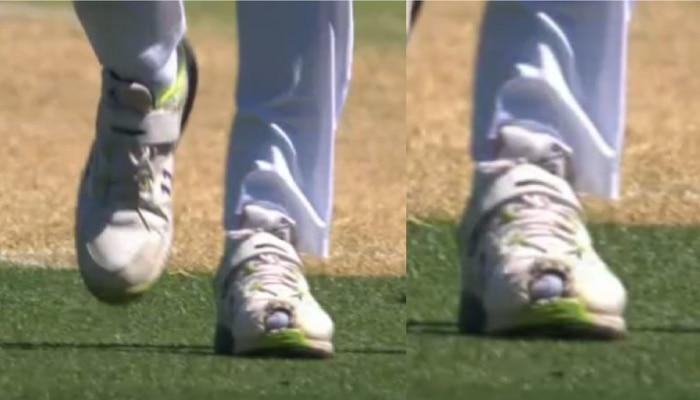 IND vs AUS: मैच के दौरान Mohammed Shami के जूतों में दिखा बहुत बड़ा छेद, जानिए पूरा मामला