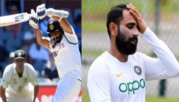 टीम इंडिया को बड़ा झटका, Mohammed Shami टेस्ट सीरीज से बाहर; Siraj को मिल सकता है मौका