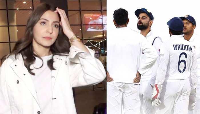 IND vs AUS: Adelaide Test में Team India की हार के बाद ट्रोलर्स के निशाने पर आईं Virat Kohli की पत्नी Anushka Sharma