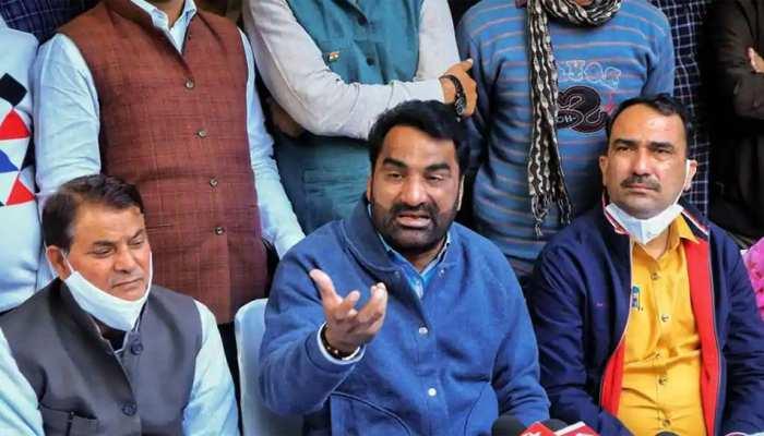 Farmers Protest: NDA के सहयोगी Hanuman Beniwal ने खोला मोर्चा, 2 लाख किसान के साथ करेंगे दिल्ली कूच