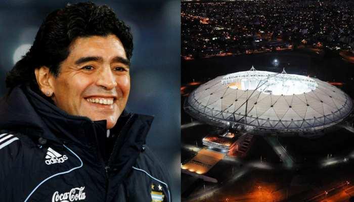 Diego Maradona के नाम पर रखा गया Argentina के इस स्टेडियम का नाम