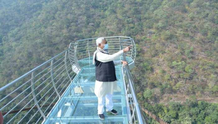 india s 2nd glass bridge rajgir safari images