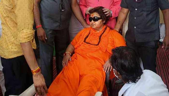 मालेगांव विस्फोट मामले में पेशी से पहले बिगड़ी साध्वी प्रज्ञा ठाकुर की तबीयत, दिल्ली AIIMS में भर्ती
