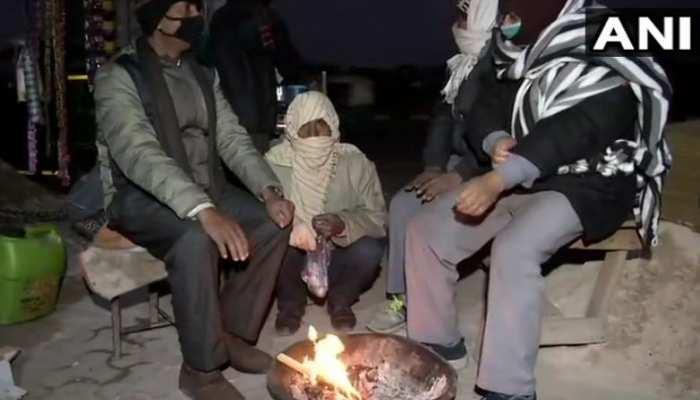 weather report: ठंड से कांप गया उत्तर भारत, सोमवार से शुरू चिल्लई कलां