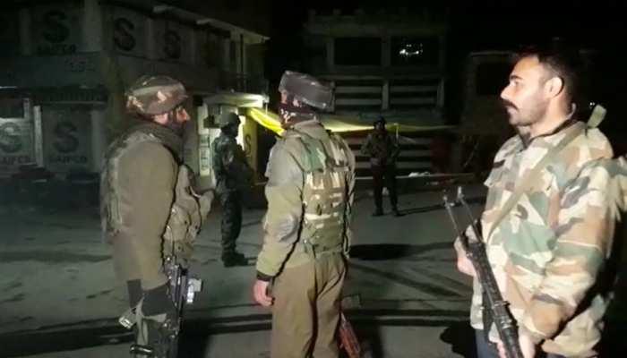 अनंतनाग में CRPF काफिले पर आतंकी हमला, ग्रेनेड फेंक कर भागे Terrorist