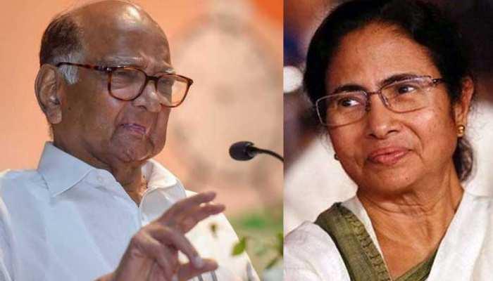 BJP के खिलाफ लड़ाई में ममता को मिला शरद पवार का साथ, TMC की तरफ से करेंगे रैली!