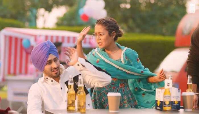 शादी के दो महीने बाद नेहा कक्कड़ ने रोहनप्रीत से कहा -'ख्याल रख्या कर'