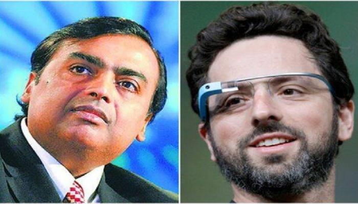 mukesh ambani got challenge in top 10 list of billionaire from google sergy brin