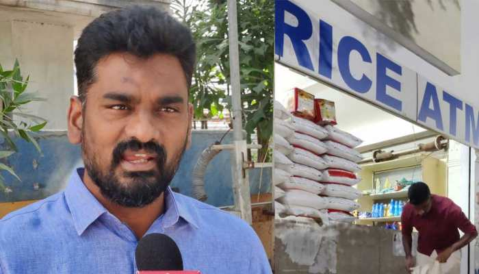 Ramu Dosapati spent almost Rs 50 lakh, let go of his 3BHK dream to run a Rice ATM for the needy in Hyderabad