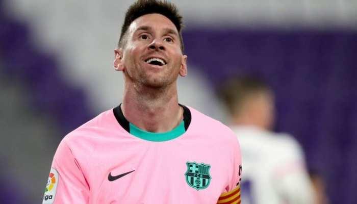 Lionel Messi ने तोड़ा Pele का रिकॉर्ड, हासिल किया ये खास मुकाम