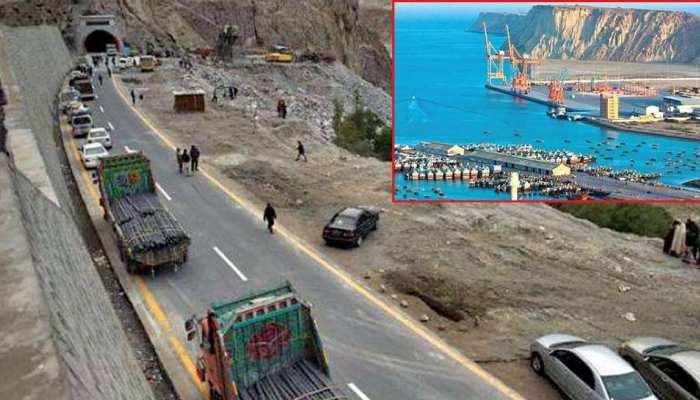 CPEC Project: Gwadar Port पर चीन की साजिश, मिलिट्री बेस पर बना रहा फेंसिंग