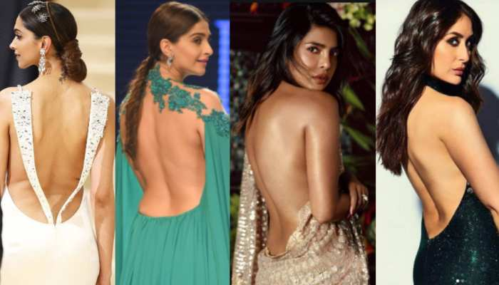 These Bollywood Actress in Backless Dress set internet on fire see photos
