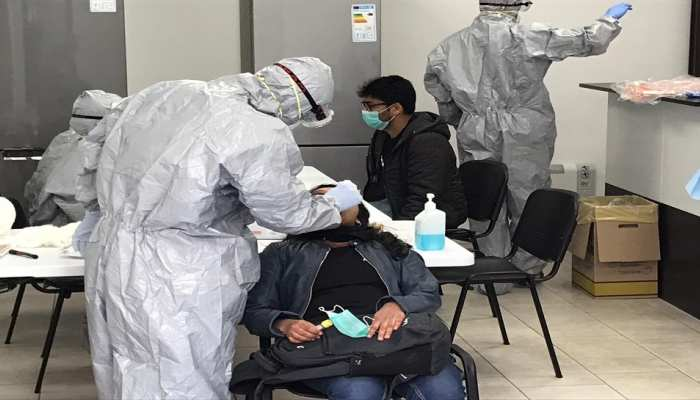 बिहार में Corona के 668 नए मरीज, एक्टिव मामलों की संख्या पहुंची 5,198